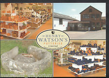 Suffolk Postcard - Henry Watson's Potteries, Wattisfield   MB2391