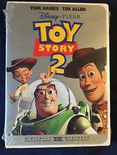 Toy Story 2 (DVD, 1999, Disney Pixar) - NEW17