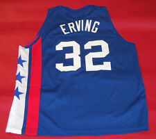 JULIUS ERVING DR J CUSTOM NEW YORK NETS JERSEY ABA