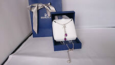 Swarovski Gillian purple Necklace 936060 RRP£79birthday spring wedding Christmas