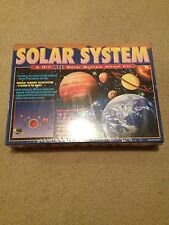 A DIY 3D Solar System Model Kit NIB