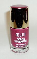 MILANI Color Statement Nail Lacquer Nail Polish Enamel  MAUVING FORWARD 16