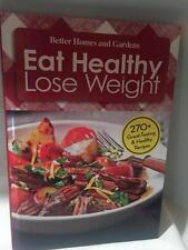 Eat Healthy Lose Weight Vol. 3 by Better Homes and Gardens new hardcover book