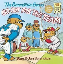 The Berenstain Bears Go Out for the Team by Berenstain, Stan, Berenstain, Jan