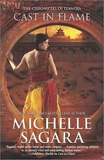 The Chronicles of Elantra Cast in Flame 11 by Michelle Sagara (2014, Paperback)