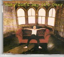 (EX920) Gun, Don't Say It's Over - 1994 DJ CD