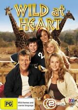 Wild At Heart : Series 1 (DVD, 2008, 2-Disc Set, Region 4, Like New) h4