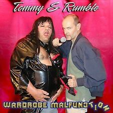 Wardrobe Malfunction Tommy & Rumble MUSIC CD