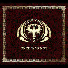 Cryptopsy : Once Was Not (Dlx) (Dig) CD (2005)