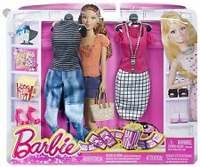 Barbie Fashion Complete Look 2-Pack, Movie Set  New 3+ cfy09