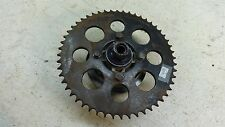 1973 yamaha dt100 enduro Y525~ rear sprocket hub carrier