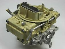 HOLLEY CARBURETOR # 0-1850 600 C.F.M. w/ Manual Choke REMAN # 182-1850-GREEN