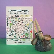 D McLellan: Aromatherapy Through the Zodiac/alternative medicine/zodiac/health