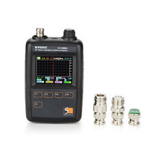 HF Vector Impedance SWR Antenna Analyzer KVE60C F Walkie Talkie Antenna Testing