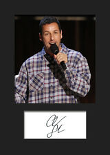 ADAM SANDLER A5 Signed Mounted Photo Print - FREE DELIVERY