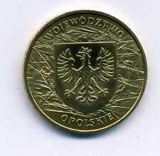 2 Zlote Polen Polska 2004 Wojewodztwo Opolskie M_250