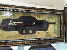 Replica gun in Glass Frame 1 Guns In Frame Brand New Gift Or Collected $749