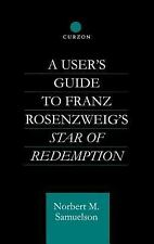 Routledge Jewish Studies: A User's Guide to Franz Rosenzweig's Star of...