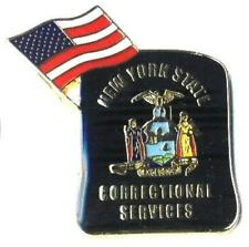 USA ABZEICHEN-Pins: NEW YORK STATE CORRECTIONAL SERVICES