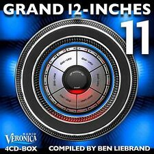 Vol. 11-Grand 12 Inches - Ben Liebrand (2014, CD NIEUW)4 DISC SET