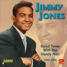 "Good Times with the Handy Man: 1955-1960 * by Jimmy ""Handy Man"" Jones (CD,..."