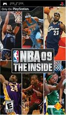 NBA '09 The Inside - (PSP, 2008)