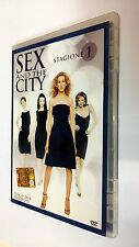 Sex and the City DVD Serie Televisiva Stagione 1 Volume 2 - Episodi 6