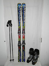 "ATOMIC "" SX:9 "" TOP SKI ALLMOUNTAIN CARVER 160 CM + HEAD SKISCHUHE GR:43 IM SET"