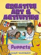 Creative Art & Activities: Puppets (Creative Art and Activities)-ExLibrary