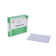 New 1Pk 100 Authentic Acupuncture Needles  25mm x0.25mm liau