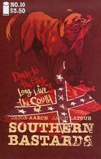 Southern Bastards #10 Cover B Charleston Charity Variant (Image, 2015) NEW