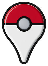 Pokemon Go Plus Pin Pokeball Map Pin Icon Sticker Decal