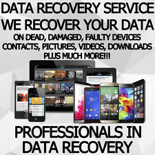 GOOGLE NEXUS DATA RECOVERY SERVICE FOR DEAD DAMAGED FAULTY NO POWER WATER DAMAGE