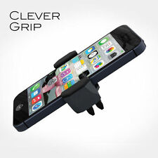 Bell+Howell Clever Grip Air Vent Universal Cell Phone Holder As Seen On TV