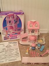 Fisher Price PRECIOUS PLACES Country Kitchen Cottage #5162 vintage 1988