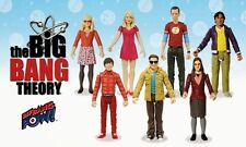 Big Bang Theory 3.75in. Action Figures Series 1 Case - w/Sheldon in Flash Shirt
