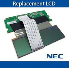 NEC Aspire Phone Replacement LCD Display Screen Button 22B 34B HF/DISP Refurb