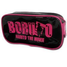 Boruto Naruto the Movie Multi Pouch Case Limited Edition Japan Japanese Official
