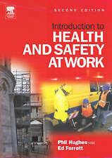 Introduction to Health and Safety at Work: The Handbook for Students on NEBOSH a
