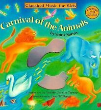 Carnival of the Animals : Classical Music for Kids by Camille Saint-Saens...