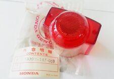 Honda CA100 CA102 CA110 CT90 K0 CT200 CM90 CM91 ST50 PA50 II Tail Light Lens Nos