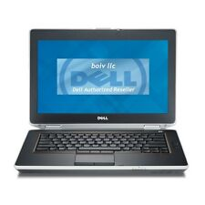 Dell Latitude E6420 Intel i5 2.50GHz 8GB RAM 640GB HDD DVDRW Camera Windows 7Pro