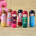 1pc Lovely Puppet Lipstick Clear Lip Balm Lip Gloss Lip Stick Lip Care (Random)
