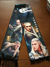 Thranduil Lee Pace The Hobbit  Muffler Cosplay Shawl Quasten Schal Scarf