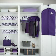JOY Huggable Hangers® 55-piece Chic Closet Fashion Set - LAVENDER