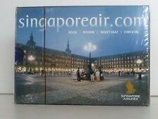 Playing Cards - Singapore Airlines Singaporeair.com (CA-# 5)