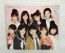 Morning Musume Egao Yes Nude Taiwan Ltd CD+32P Booklet