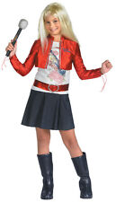 Hannah Montana with Red Jacket Childs Size 7-8