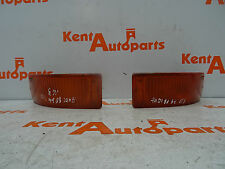 AUDI 80 B4 1994 COUPE PAIR FRONT INDICATOR ASSEMBLY 8A0953049 8A0953050