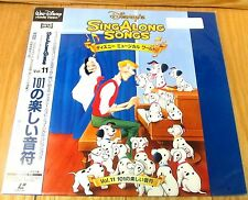 DISNEY SING ALONG SONGS Vol 11: 101 Notes of Fun  New & Sealed